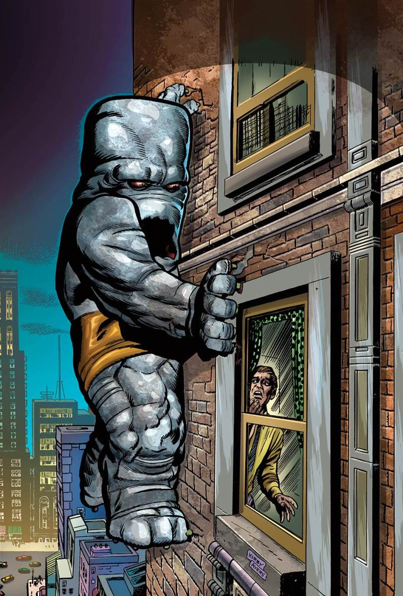 Monster at the Window (Earth-616)