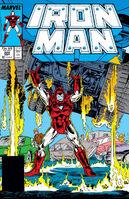 Iron Man Vol 1 222
