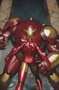 Iron Man Vol 4 12 Textless