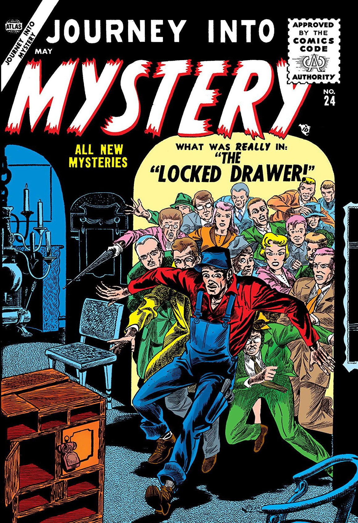 Journey into Mystery Vol 1 24