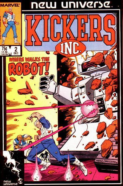 Kickers, Inc. Vol 1 2