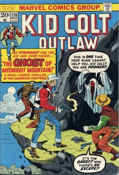 Kid Colt Outlaw Vol 1 176