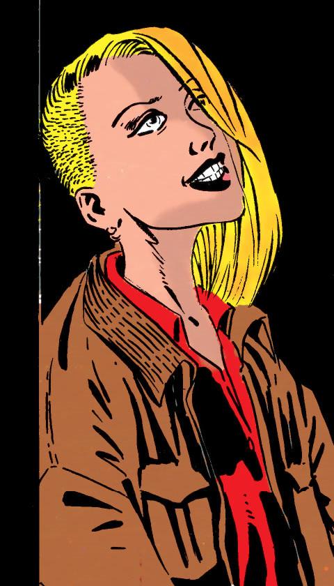 Kimberly Porter (Earth-616)