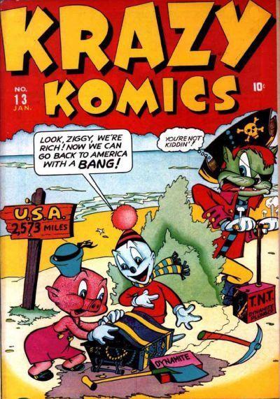 Krazy Komics Vol 1 13