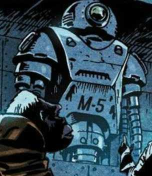 M-5 (Earth-616)