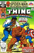 Marvel Two-In-One Vol 1 82