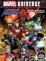 Marvel Universe Magazine Vol 1 1