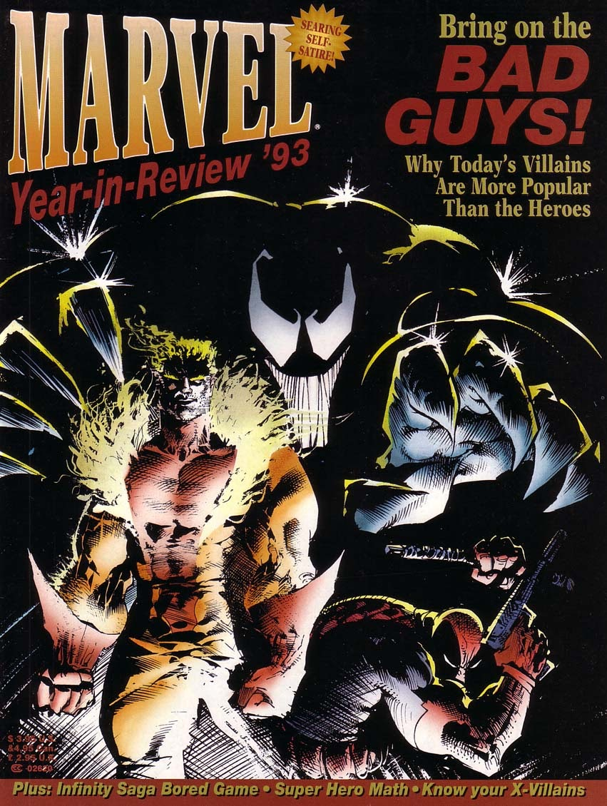 Marvel Year-In-Review Vol 1 5