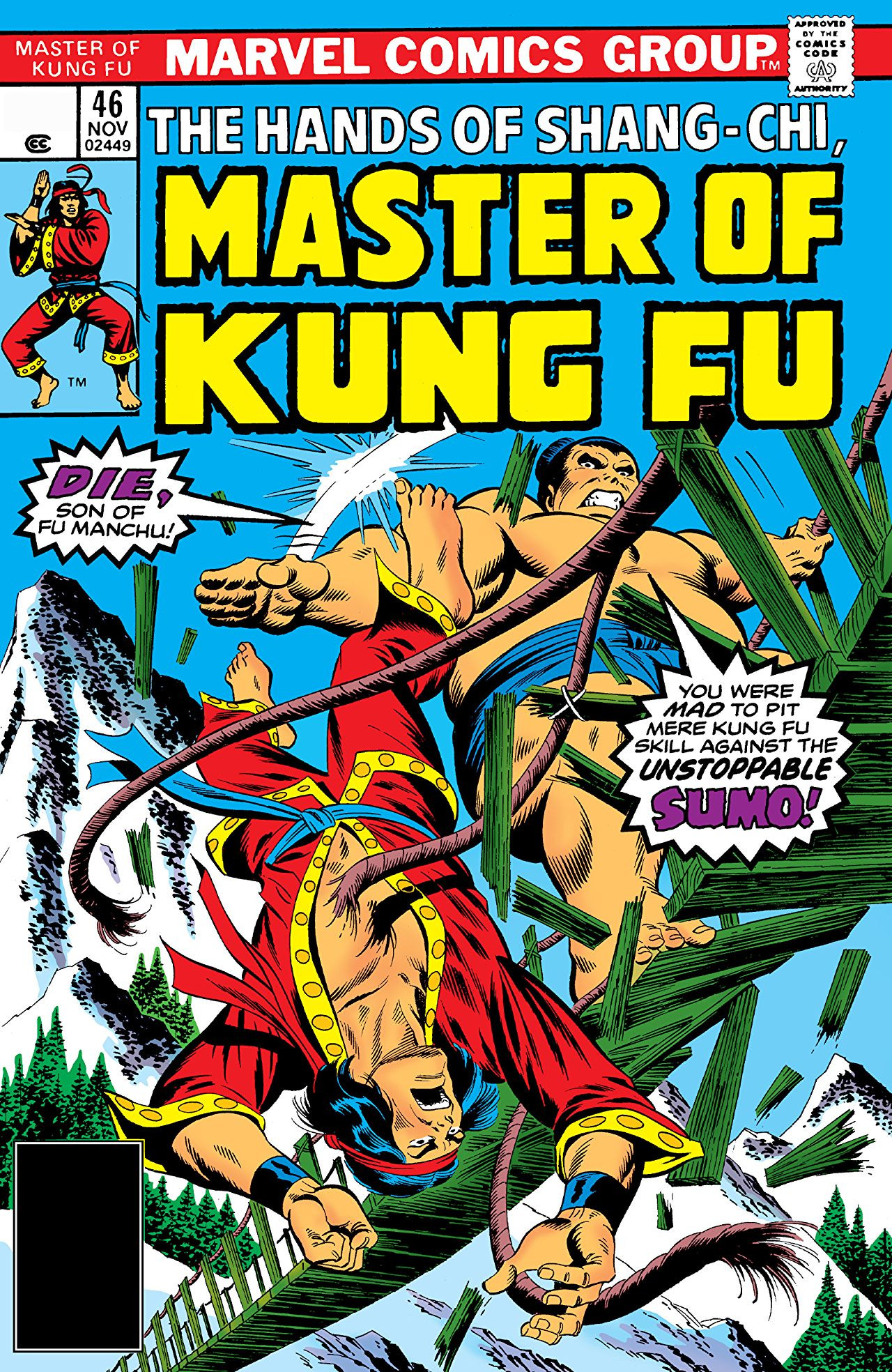 Master of Kung Fu Vol 1 46