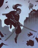 Michiyo Watanabe (Earth-616) from Tomb of Dracula Vol 4 1 0001.jpg