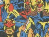 Nova Corps (Earth-616)/Gallery