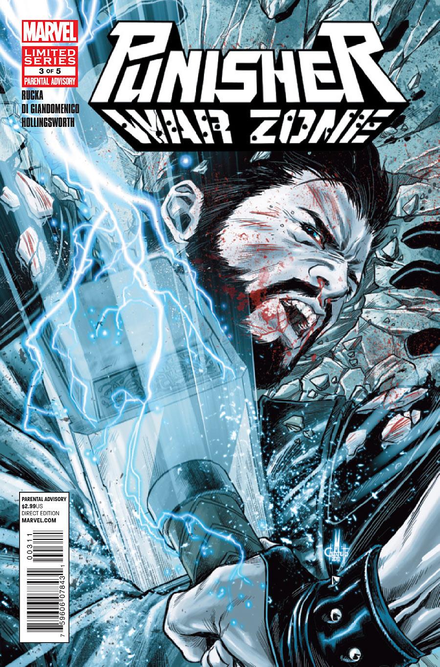 Punisher: War Zone Vol 3 3