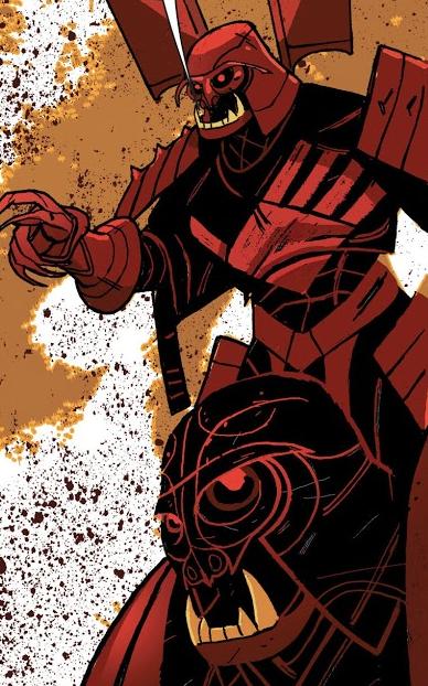 Red Hand Ninjas (Earth-616)/Gallery