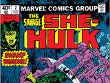 Savage She-Hulk Vol 1 7