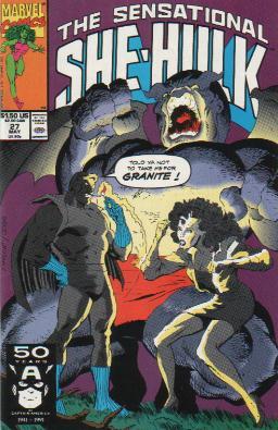 Sensational She-Hulk Vol 1 27