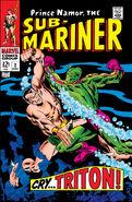 Sub-Mariner Vol 1 2