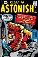 Tales to Astonish Vol 1 25