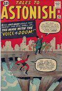 Tales to Astonish Vol 1 42