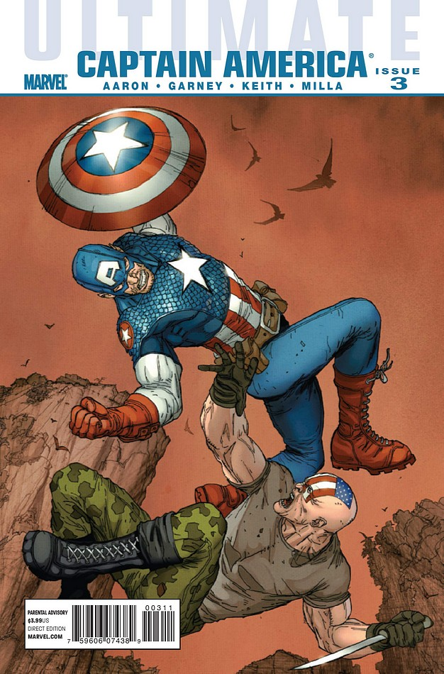 Ultimate Captain America Vol 1 3