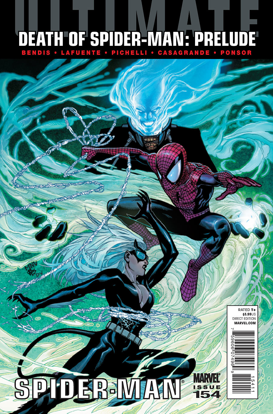 Ultimate Spider-Man Vol 1 154