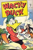 Wacky Duck Vol 1 3