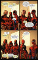 Wade Wilson, Peter Parker and Matthew Murdock (Earth-616) from Deadpool Suicide Kings Vol 1 1 0001