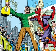 William Baker and Peter Parker (Earth-616) from Amazing Spider-Man Vol 1 4 001