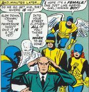 X-Men (Earth-616) from X-Men Vol 1 3 0001