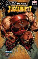 X-Men Black - Juggernaut Vol 1 1