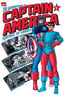 Adventures of Captain America Vol 1 4