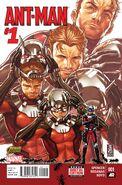 Ant-Man Vol 1 1