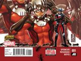 Ant-Man Vol 1 1