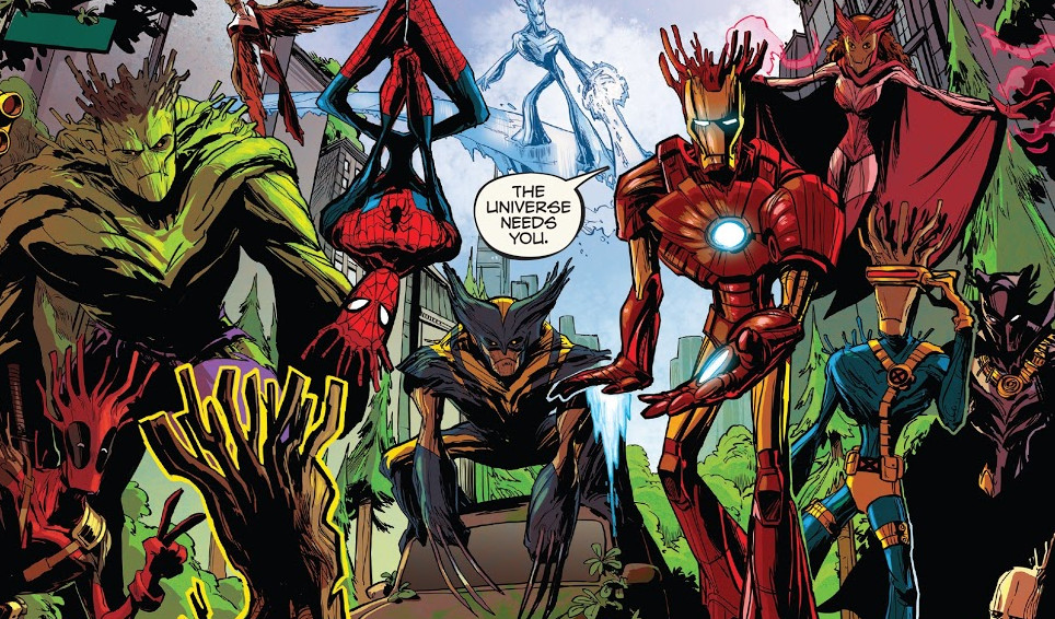 Avengers (Earth-TRN713)