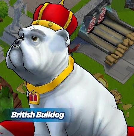 British Bulldog (Earth-TRN562)