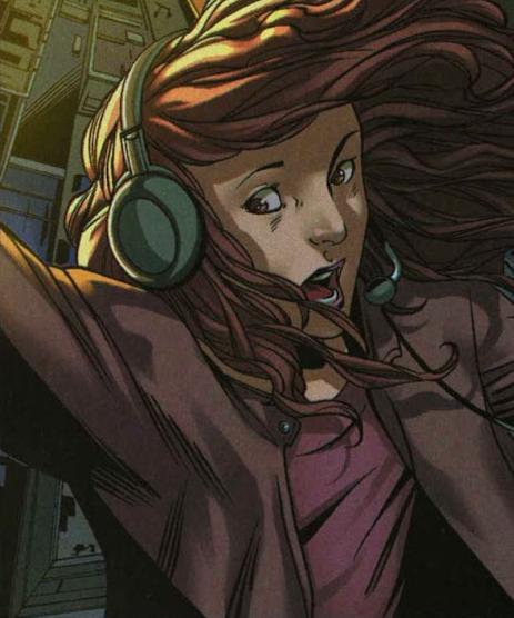 Cadie MacDunnough (Earth-616)