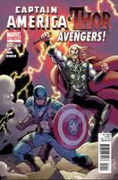 Captain America & Thor Avengers Vol 1 1