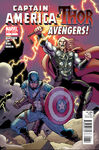 Captain America & Thor Avengers Vol 1 1