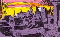 City of Wonders from Kull the Conqueror Vol 2 1 001.png
