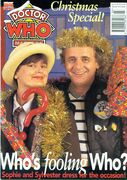 Doctor Who Magazine Vol 1 247