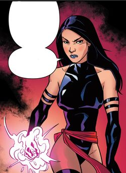 Elizabeth Braddock (Earth-92131) from X-Men '92 Vol 2 1 002.jpg