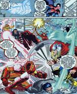 Exemplars (Earth-616) Anthony Stark (Earth-616) Thor Odinson (Earth-616) Peter Parker (Earth-616) Peter Parker Spider-Man Vol 2 11