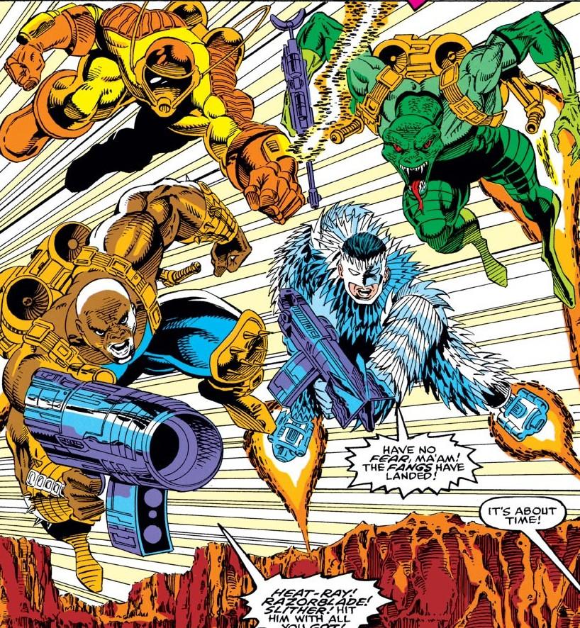Fangs (Earth-616)