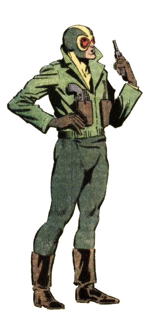 Frank Moore (Earth-616)