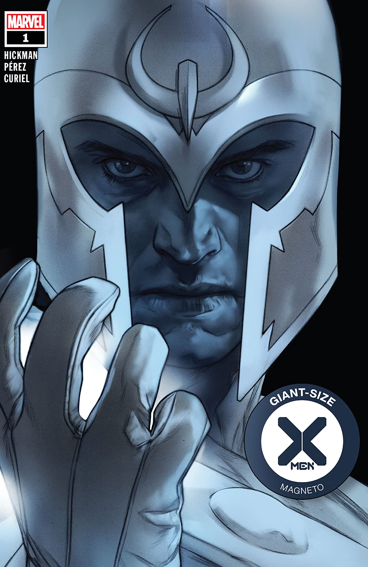 Giant-Size X-Men: Magneto Vol 1 1