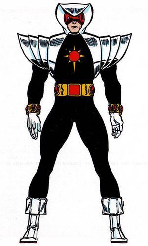 Gregori Larionov (Earth-616)
