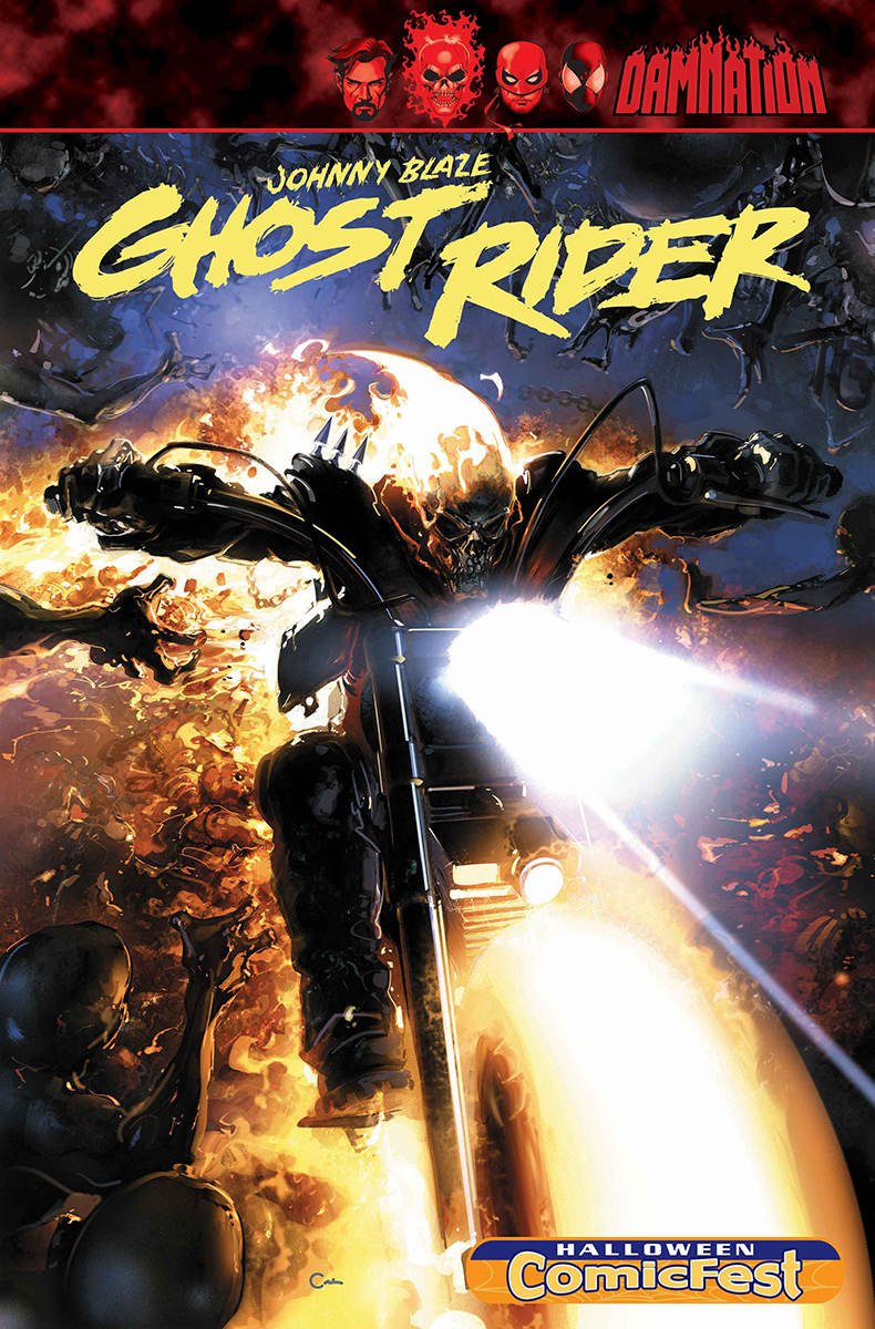 Halloween ComicFest Vol 2019 Ghost Rider: King of Hell