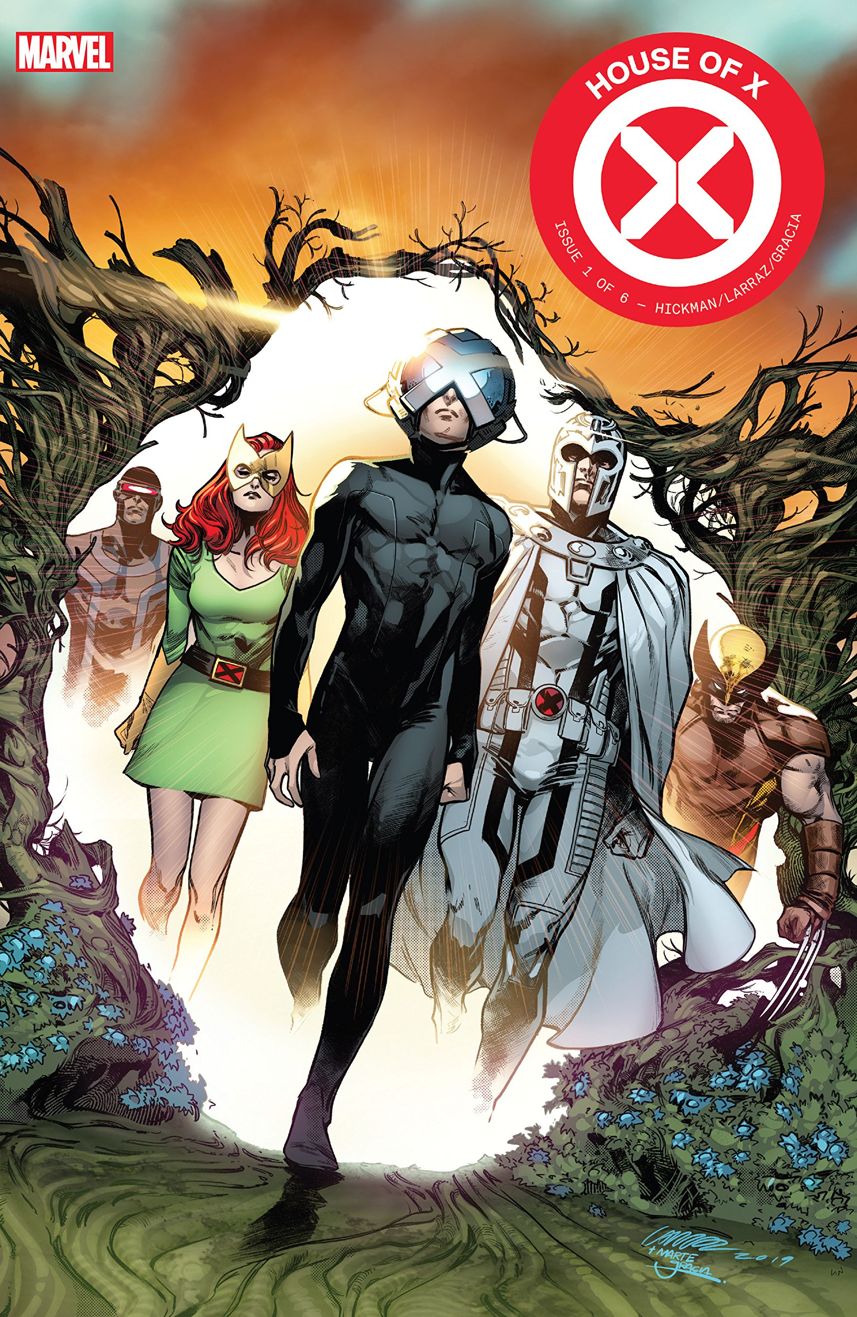 House of X Vol 1 1