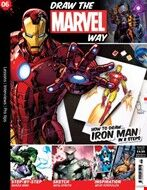 How to Draw the Marvel Way Vol 1 6