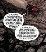James Howlett (Earth-807128) and Clinton Barton (Earth-807218) from Wolverine Vol 3 69 001.jpg