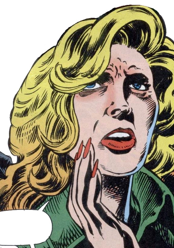 Jill Monroe (Earth-616)